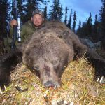 Wrangell Grizzly Hunt Photo