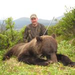 Wrangell Mountains Alaska Grizzly Hunt