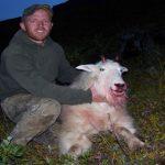 Jesse's Goat Hunt