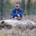 Will C. and his Alaska Bear