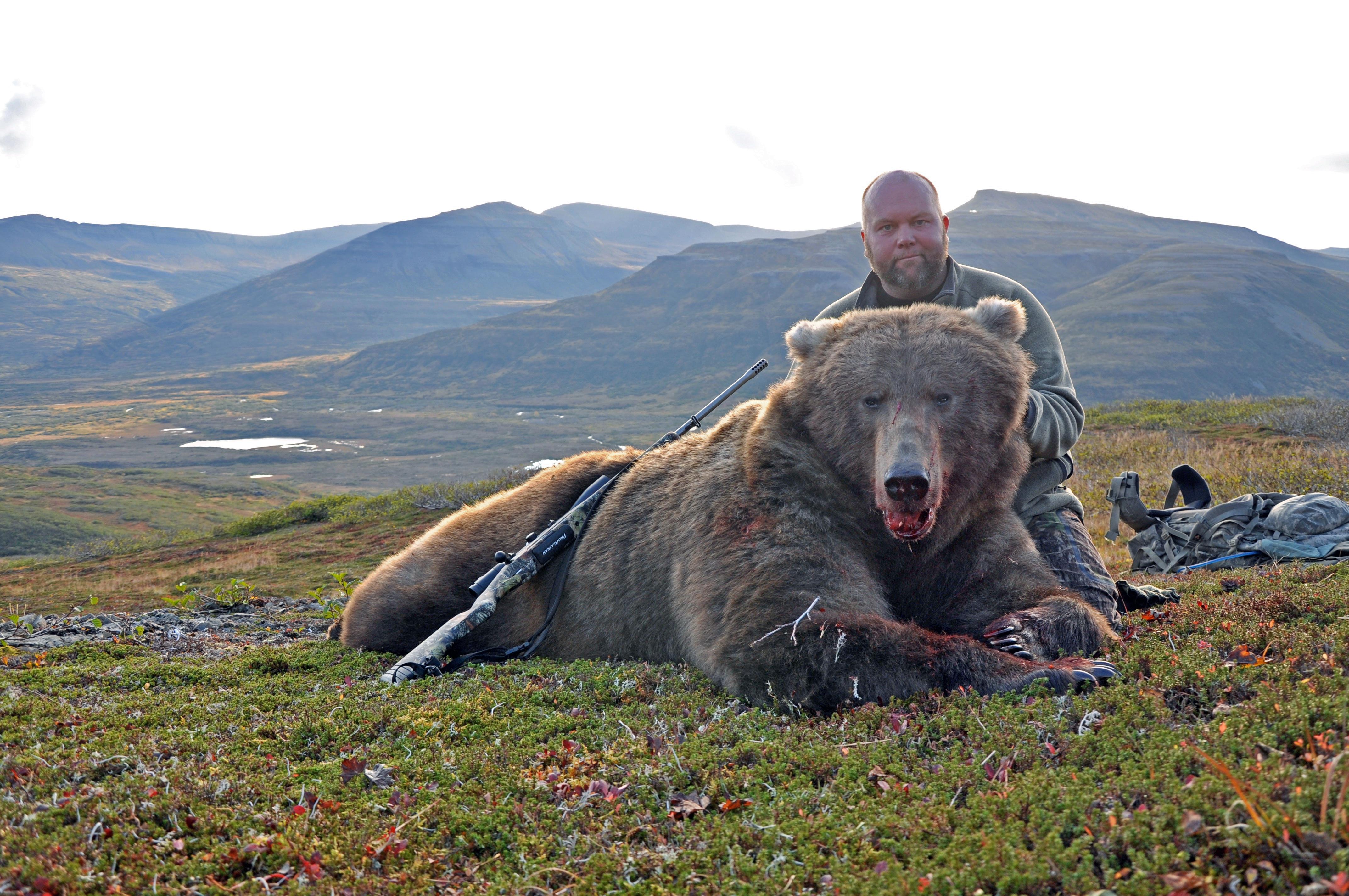 John Laursen's Alaska Bear