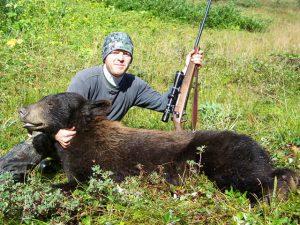 Jesse's Black Bear