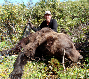 Grizzly Bear Alaska Hunt
