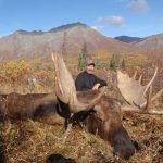 Successful Moose Hunt with Kelly Vrem