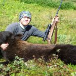 Jesse's Black Bear Hunt