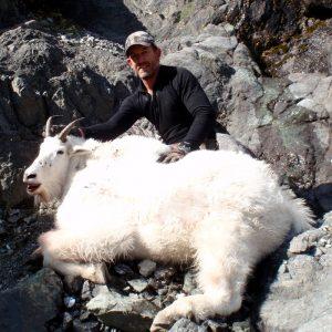 Alaska Mountain Goat Hunt