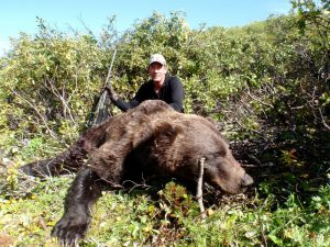 Don Hammond's Grizzly Bear