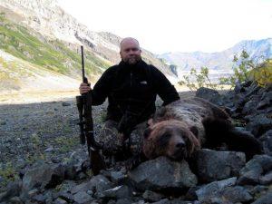 Jon Laursen's Alaska Bear