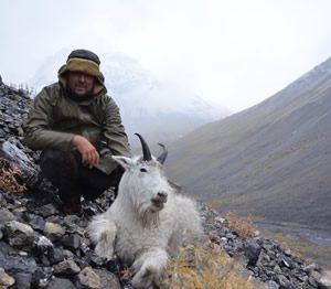 2016 Alaska Mountain Goat Hunt