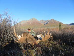 Kim Parara - Alaska Hunt