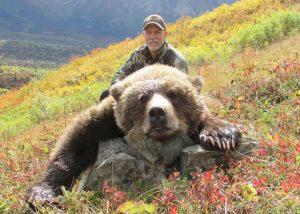 Bear Hunt-Alaska - Kelly Vrem