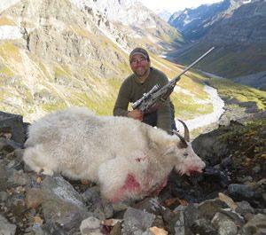 Goat Hunting Alaska 2016