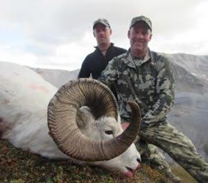 Matt Brown's 2016 Alaska Sheep